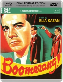 Boomerang! - The Masters of Cinema Series, DVD DVD