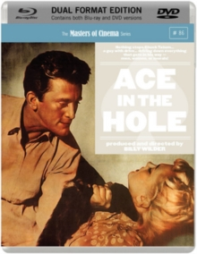Ace in the Hole - The Masters of Cinema Series, DVD DVD