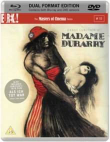 Madame DuBarry - The Masters of Cinema Series, Blu-ray DVD