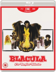 Blacula: The Complete Collection, Blu-ray BluRay