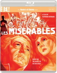 Les Misérables - The Masters of Cinema Series, Blu-ray BluRay