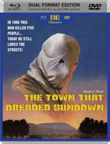 The Town That Dreaded Sundown, DVD DVD