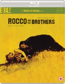 Rocco and His Brothers - The Masters of Cinema Series, Blu-ray BluRay