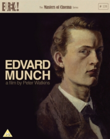 Edvard Munch - The Masters of Cinema Series, Blu-ray BluRay