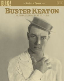 Buster Keaton: The Complete Buster Keaton Short Films 1917-23..., Blu-ray BluRay