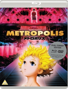 Metropolis, Blu-ray BluRay