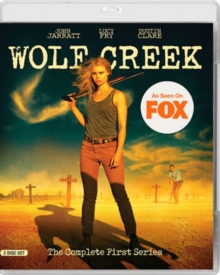 Wolf Creek: The Complete First Series, Blu-ray BluRay