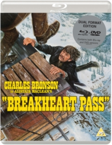 Breakheart Pass, Blu-ray BluRay