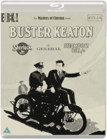 Buster Keaton - The Masters of Cinema Series, Blu-ray BluRay