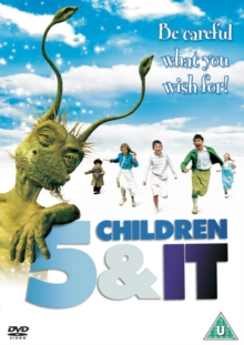 Five Children and It, DVD  DVD