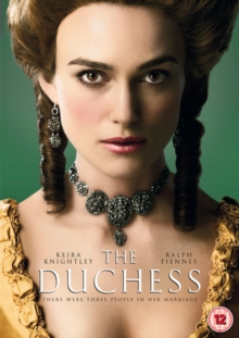 The Duchess, DVD DVD