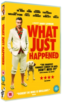 What Just Happened?, DVD  DVD