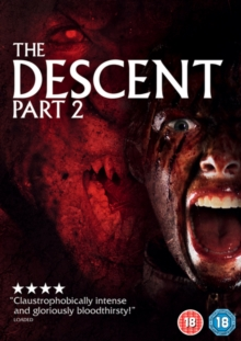 The Descent: Part 2, DVD DVD