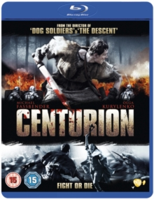Centurion, Blu-ray  BluRay