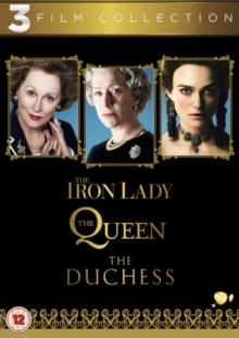 The Iron Lady/The Queen/The Duchess, DVD DVD