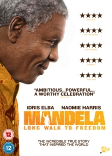 Mandela: Long Walk to Freedom, DVD  DVD