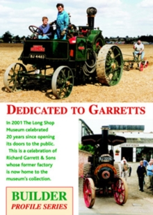Dedicated to Garretts, DVD  DVD