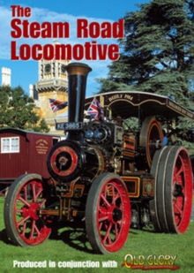 The Steam Road Locomotive, DVD DVD
