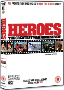 Heroes: The Greatest War Movies Ever!, DVD  DVD