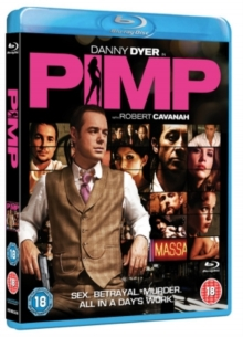 Pimp, Blu-ray  BluRay