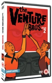 The Venture Bros: Season Two, DVD DVD