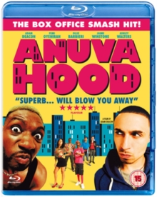 Anuvahood, Blu-ray  BluRay
