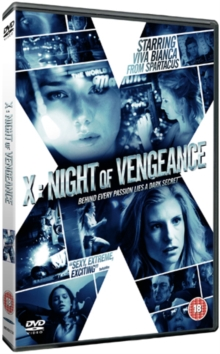X - Night of Vengeance, DVD  DVD