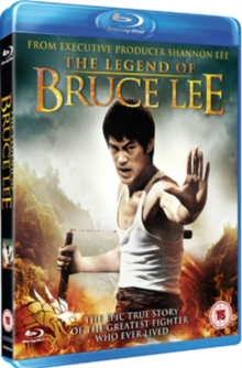 The Legend of Bruce Lee, Blu-ray BluRay