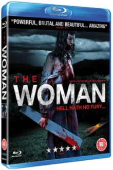 The Woman, Blu-ray BluRay
