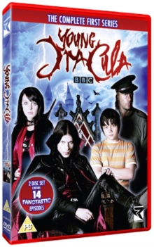 Young Dracula: Series 1, DVD  DVD