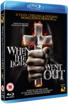 When the Lights Went Out, Blu-ray  BluRay