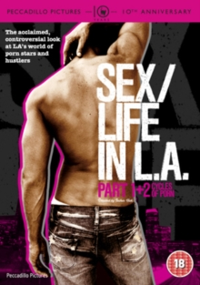 Sex/life in LA: Parts 1 and 2, DVD  DVD