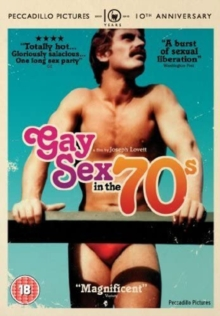 Gay Sex in the 70s, DVD  DVD
