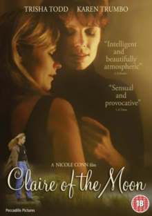 Claire of the Moon, DVD  DVD