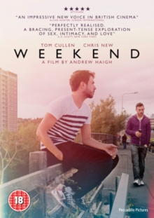 Weekend, DVD  DVD