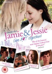 Jamie and Jessie Are Not Together, DVD  DVD