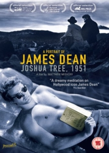 A   Portrait of James Dean - Joshua Tree, 1951, DVD DVD