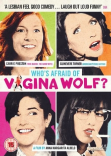Who's Afraid of Vagina Wolf?, DVD  DVD
