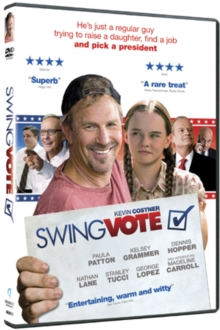 Swing Vote, DVD  DVD