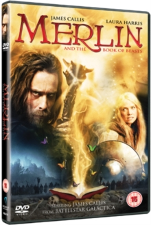 Merlin and the Book of Beasts, DVD  DVD