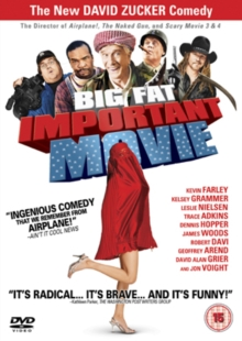 Big Fat Important Movie, DVD  DVD