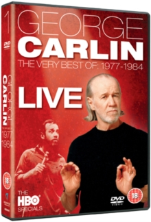 George Carlin: Collection - Volume 1, DVD  DVD