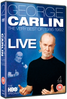 George Carlin: Collection - Volume 2, DVD  DVD