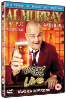 Al Murray - The Pub Landlord: Live - Barrel of Fun, DVD  DVD