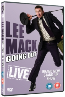 Lee Mack: Going Out - Live, DVD  DVD