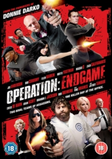 Operation Endgame, DVD  DVD