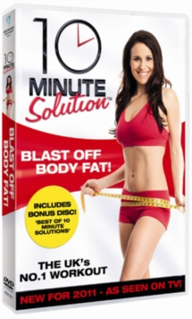 10 Minute Solution: Blast Off Body Fat, DVD  DVD