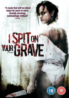 I Spit On Your Grave, DVD  DVD