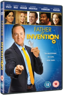 Father of Invention, DVD  DVD
