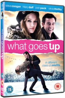 What Goes Up, DVD  DVD